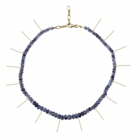 Rebellious and chic, NECKLACE sublimate your aura